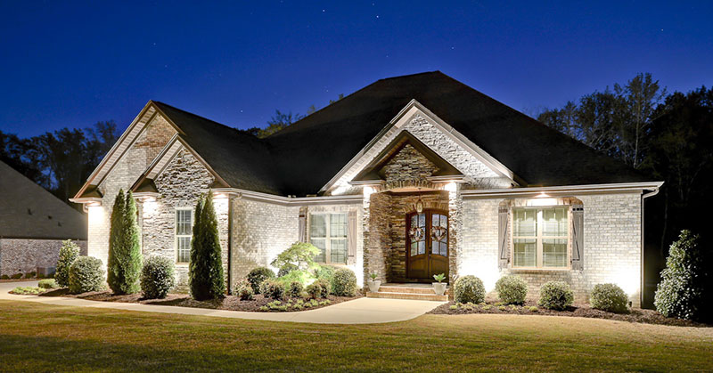 Enhancing Your Home with LED Landscape Lighting